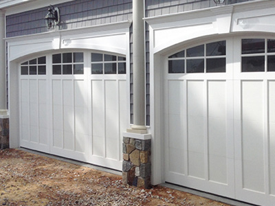 General Doors Garage Doors steel with vinyl overlay