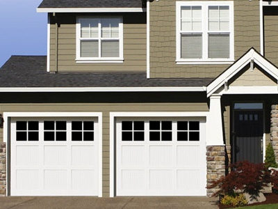 General Doors Garage doors wood and wood composite