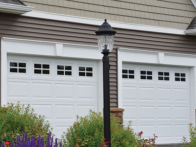 Steel raised Panel General Doors Garage Doors